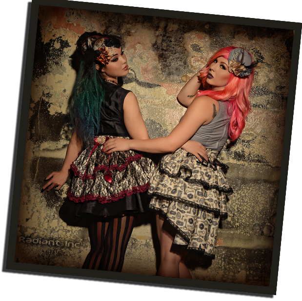 Moxie Macabre and Annalee Belle | Radiant Inc.